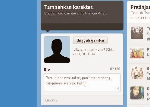Cara Membuat Twitter Dengan Cepat Dan Mudah Heribloggerindonesia